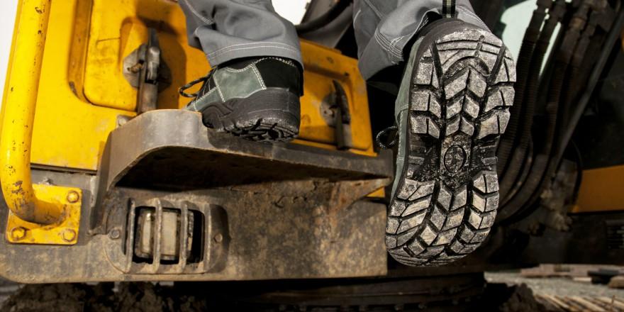 Tranemo safety cipő